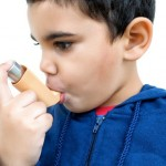 child who has asthma