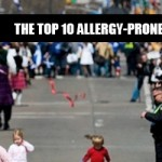 Top Allergy-Prone Cities In The US